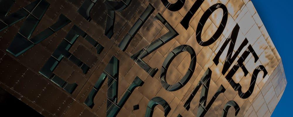 Image of Millennium Centre Cardiff - Passmores Solicitors Cardiff