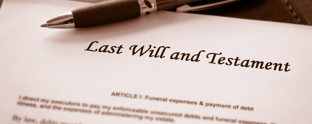 What is a Will and why is it important? - Passmores