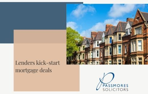 Lenders-kick-start-mortgage-deals