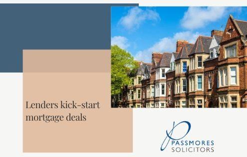 Lenders-kick-start-mortgage-deals