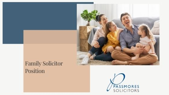 Family Solicitor Position